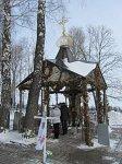 Крысово, могила св. Валентины Минской