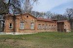 Лахва, казармы польского пограничного корпуса, кон. XIX-1-я пол. XX вв.