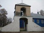 Лаша, церковь св. Николая (дерев.): брама-колокольня, XIX в.?