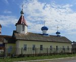 Ленино (Добруш. р-н), церковь /в администр. здании/, 2-я пол. XX в.