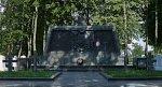 Ленино (Горецкий р-н), памятник на братской могиле польских солдат