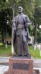 Лепель, памятник Льву Сапеге