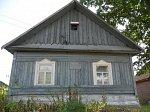 Лешница, дом Алеся Бачило (дерев.), кон. XIX-нач. XX вв.?