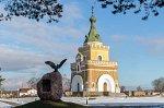 Лесная (Славг. р-н), мемориальная часовня, 1908-12 гг.