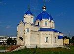 """Лида, церковь в честь иконы Богоматери """"Взыскание погибших"""", строится с 2002 г."""