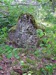 Лисно, каменный крест