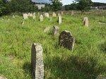 Лунна, кладбище еврейское