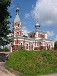 Лужесно, церковь Вознесенская, 1908 г.