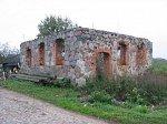 Лужки, синагога (руины), XIX в.