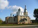Маньковичи (Столин. р-н), церковь св. Серафима Саровского, после 1990 г.