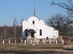 Марьина Горка, храм протестантский, после 1990 г.