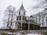 Марково, церковь Троицкая, 1860 г.