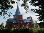 Михановичи, церковь св. Дмитрия, после 2004 г.