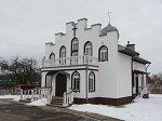 Михановичи, храм протестантский, после 1990 г.