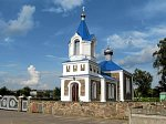 Михневичи, церковь Покровская, 1866 г.