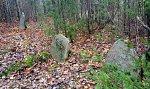Мильковщина (Волож. р-н), могилы солдат 1-й мировой войны, 1915-18 гг.