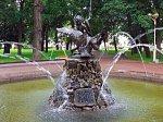 Минск, фонтан, 1874 г.