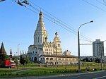 Минск, церковь Всех Святых, 2007 г.