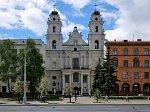 Минск, монастырь иезуитов:  костел Девы Марии, 1700-10 гг…