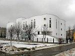 Минск, синагога, 2005 г.