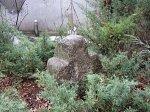 Минск, каменный крест