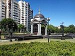 Минск, кладбище солдат 1-й мировой войны: часовня мемориальная, 2011 г.