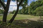 Мир, парк, XVII-XIX вв.