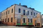 Могилев, дворец архиерея: флигель левый, 2-я пол. XVIII в.
