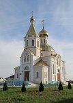 Молодово, церковь Вознесенская (новая), после 2000 г.