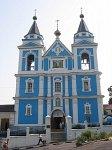 Мозырь, монастырь бернардинцев:  собор св. Михаила Архангела, 1760-78 гг…