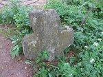 Муравщина, каменный крест, XIV-XVII вв.?