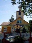 Наровля, церковь св. Иоанна Богослова (дерев.), 1-я пол. XX в.?