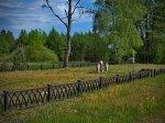 Нехачево, кладбище солдат 1-й мировой войны, 1915-18 гг.
