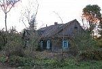 Невеличи, усадьба: дом для рабочих (?) (дерев.), XIX-нач. XX вв.?