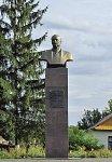 Николаевщина, памятник Якубу Коласу, 1972 г.