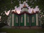 Нов. Мышь, церковь Спасо-Преображенская (дерев.), 1859 г.