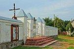 Нов. Свержень, костел: брама и ограда
