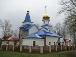Новка, церковь св. Харлампия, 1995 г.