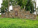 Новогрудок, кладбище католическое: мемориальная стена немецким солдатам, 1-я пол. XX в.