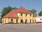 Новогрудок, железнодорожная станция, 1920-е гг.