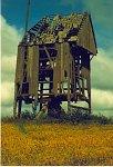 Одельск, ветряная мельница (дерев.), кон. XIX-1-я пол. XX вв.