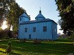Ольгомель, церковь Воскресенская (дерев.), 1817 г.