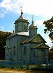 Ольпень, церковь Успенская (дерев.), 1784 г.?