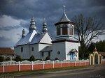 Олтуш, церковь Спасо-Преображенская (дерев.), 1783 г…