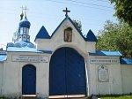 Орша, монастырь Успенский: брама, XIX в.?