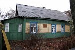 Орша, дом, где жил В. Короткевич (дерев.), сер. XX в.