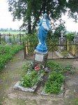 Ошмяны (город), кладбище католическое: надмогилье Барбары Волкановской, 1930-е гг.