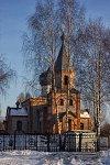 Осиповичи, церковь Введенская, 2000 г.