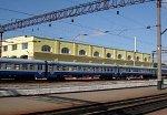 Осиповичи, железнодорожная станция: депо локомотивное, нач. XX в.
