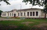Осиповичи, школа железнодорожная, 1931 г.